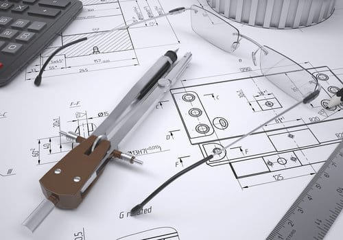 CAD Design and Drafting