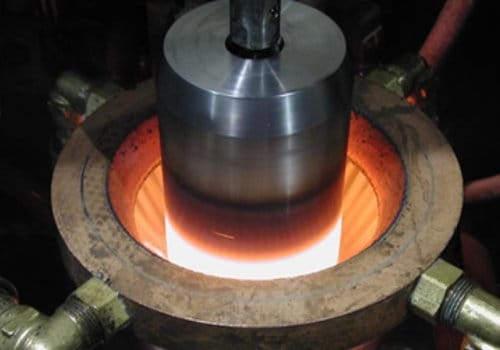 Induction hardening and tempering